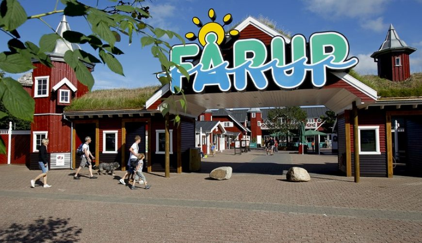 Faarup-Sommerland-indgang